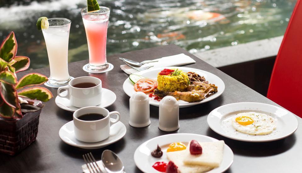 Hotel 88 Kopo Bandung - Breakfast