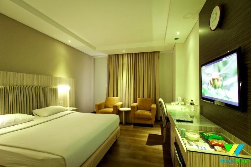 Hotel Wisata Niaga Purwokerto Kamar Deluxe