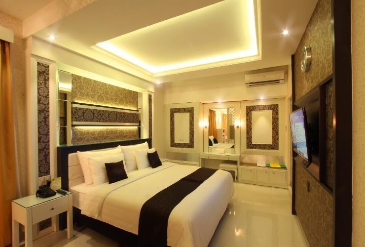 Hotel Wisata Niaga Purwokerto - Guest room