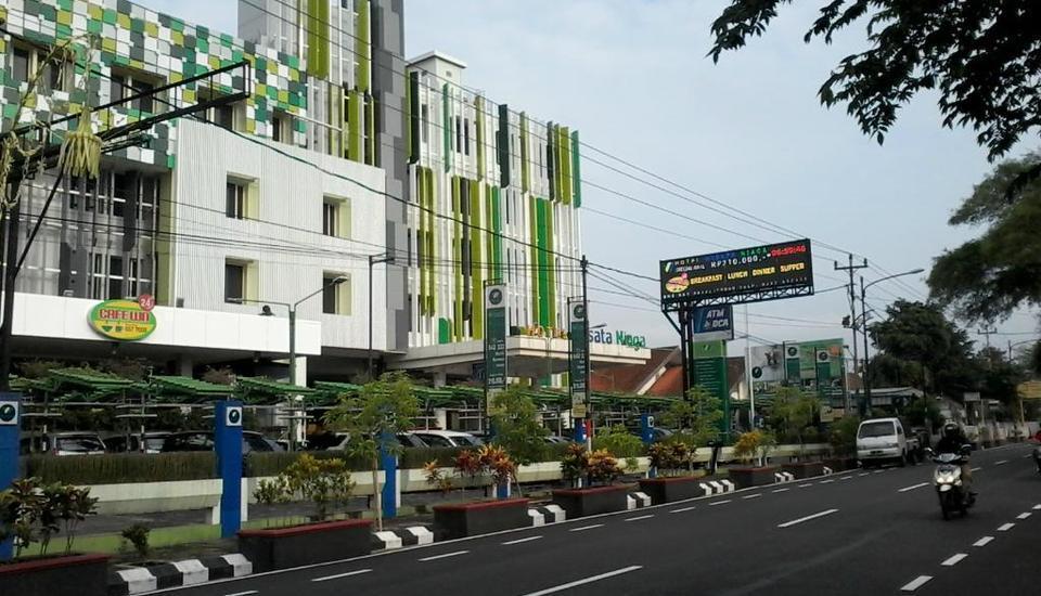 Hotel Wisata Niaga Purwokerto - Exterior