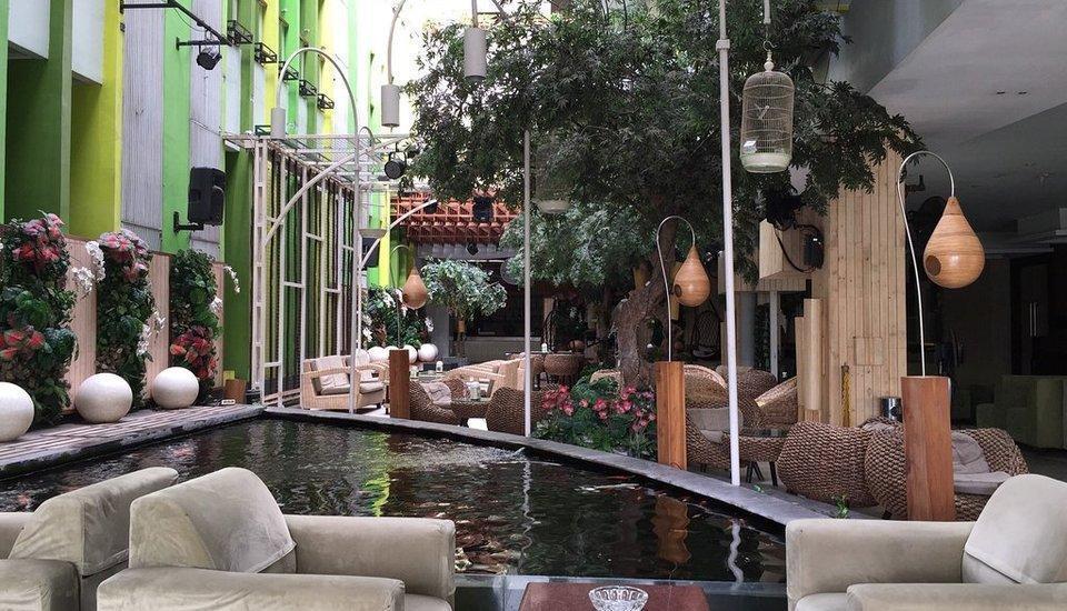 Hotel Wisata Niaga Purwokerto - Interior