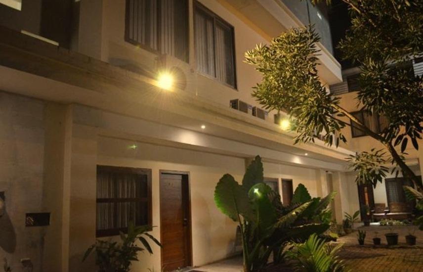 D'Gria Hotel Serang - Eksterior