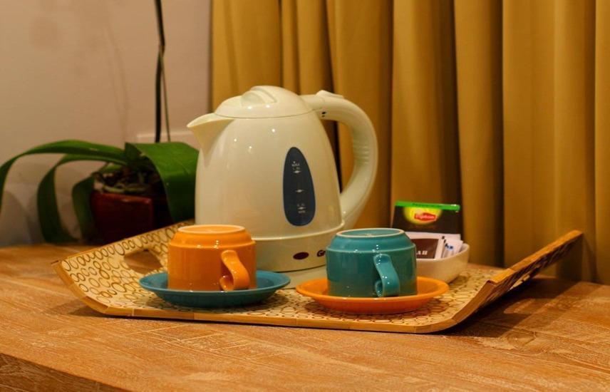 Destiny Boutique Hotel Bali - Pembuat kopi dan teh
