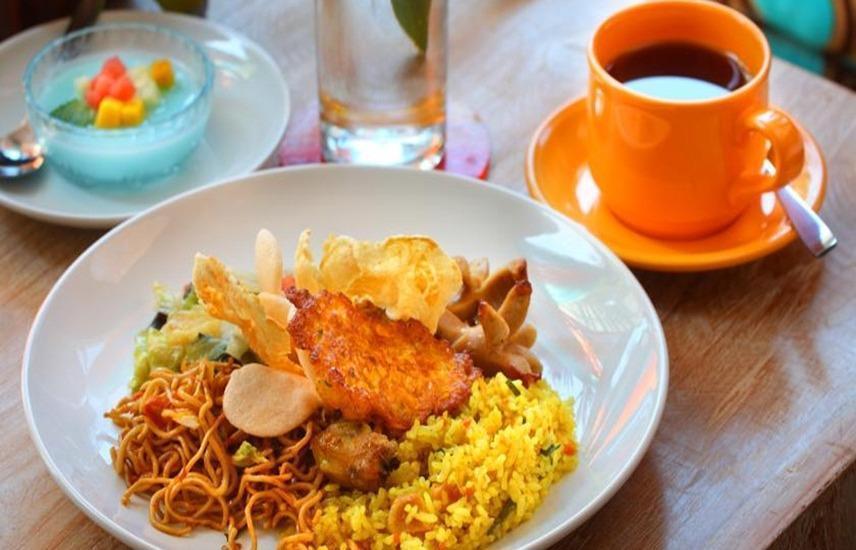 Destiny Boutique Hotel Bali - Makanan
