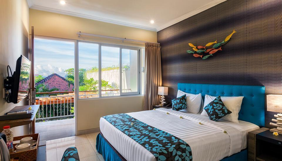 Destiny Boutique Hotel Bali - Deluxe Pool Access Room Only Last Minute