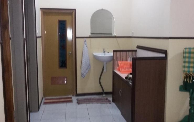 ABR 5 Homestay Malang - Dapur