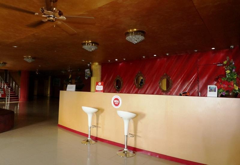 NIDA Rooms SPBU Sunggal - Resepsionis