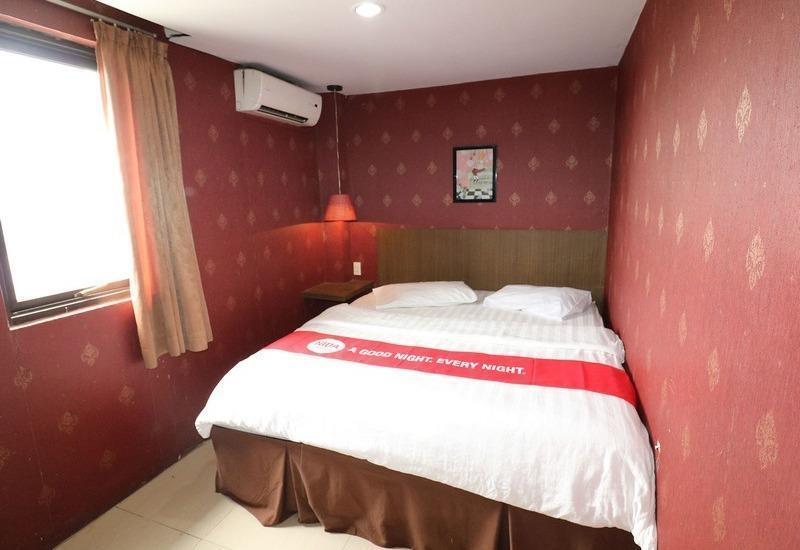 NIDA Rooms SPBU Sunggal - Kamar tamu
