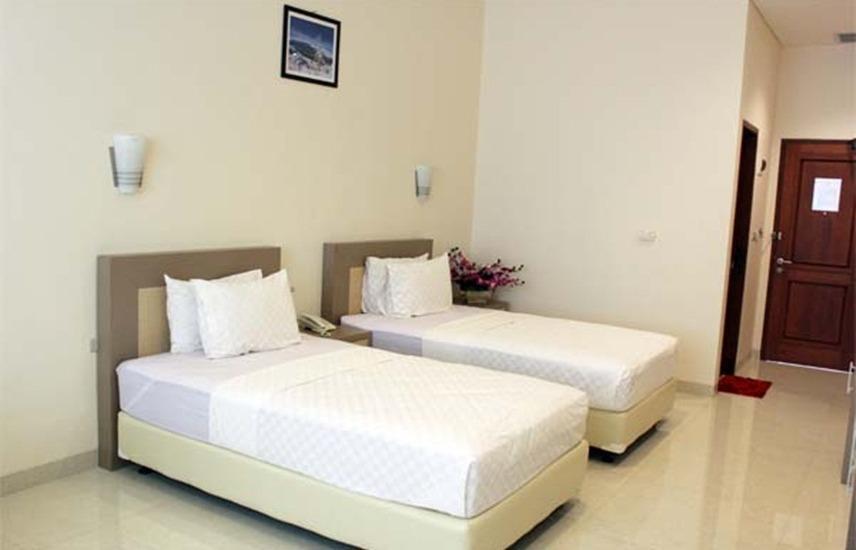 Negeri Baru Hotel & Resort Bandar Lampung - Cabana Room Regular Plan