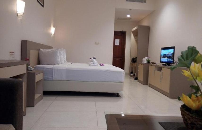 Negeri Baru Hotel & Resort Lampung - Kamar tamu