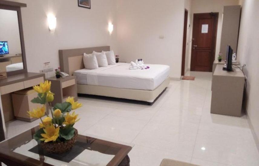 Negeri Baru Hotel & Resort Bandar Lampung - Kamar tamu
