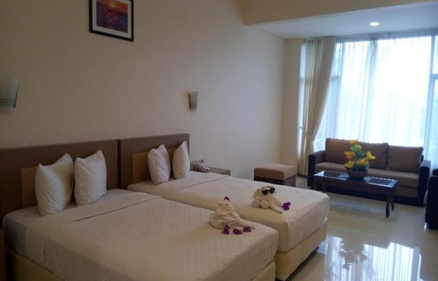 Negeri Baru Hotel & Resort Bandar Lampung - Cottage 4 Bedroom Regular Plan