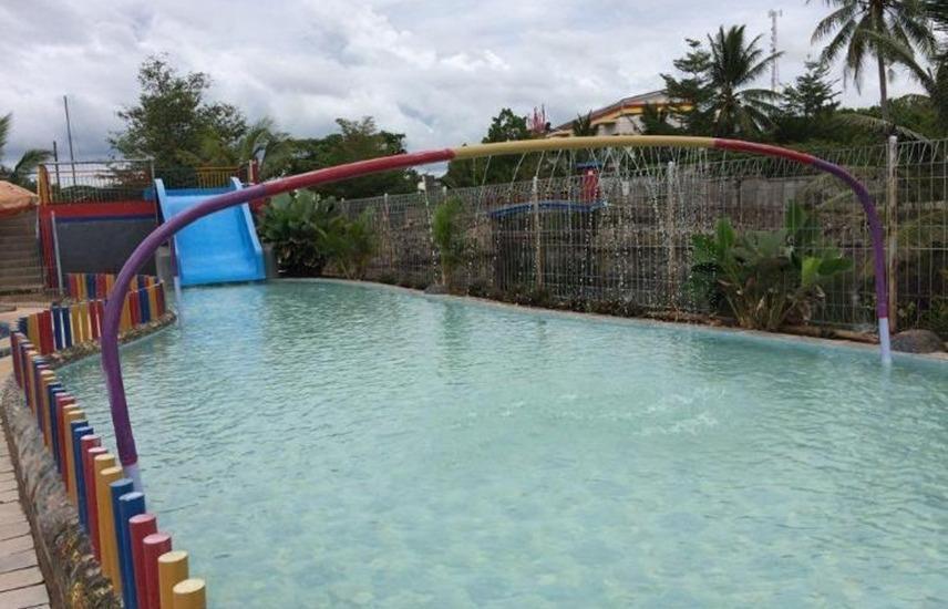 Negeri Baru Hotel & Resort Bandar Lampung - Kolam Renang