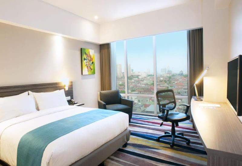 Holiday Inn Express Surabaya Central Plaza Surabaya - Deluxe Regular Plan