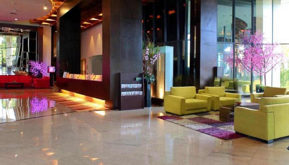 Aston Palembang - Lobby