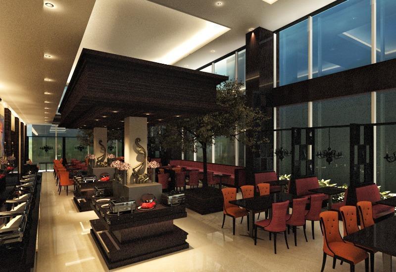Hotel Aria Centra Surabaya Surabaya - Lavender Coffee Shop