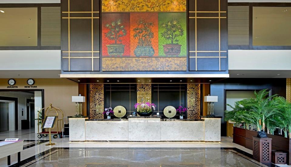 Hotel Aria Centra Surabaya Surabaya - Lobby