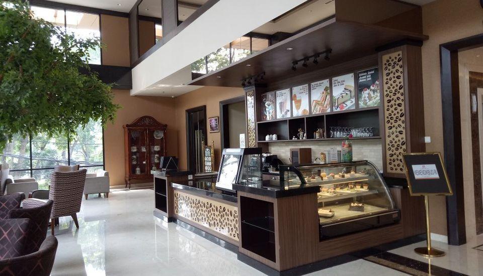 Hotel Aria Centra Surabaya Surabaya - COFFEE SHOP