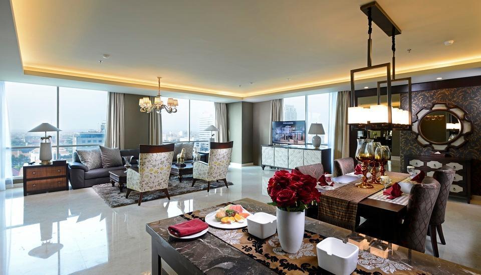 Hotel Aria Centra Surabaya Surabaya - President Suite