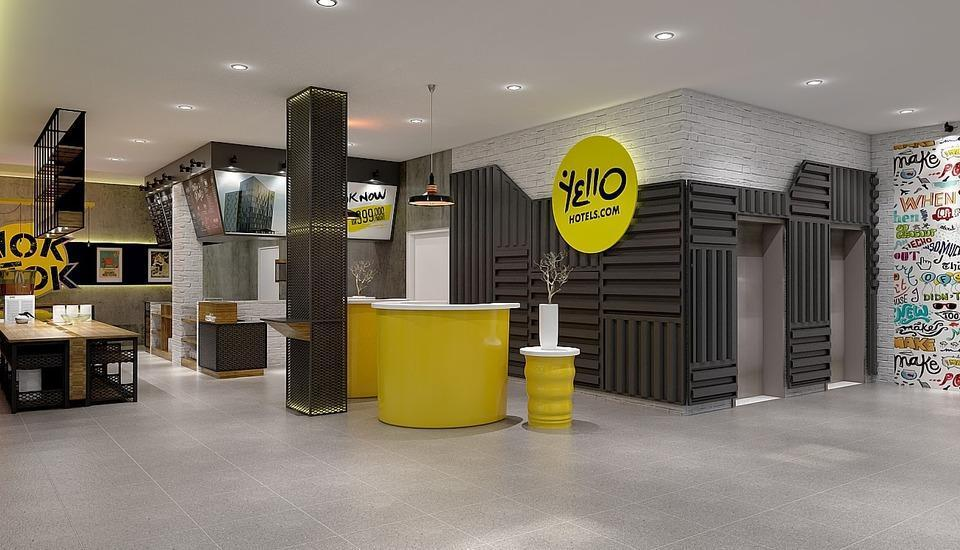 Yello Hotel Manggarai Jakarta - 11