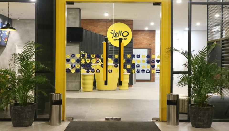 Yello Hotel Manggarai Jakarta - Lobi