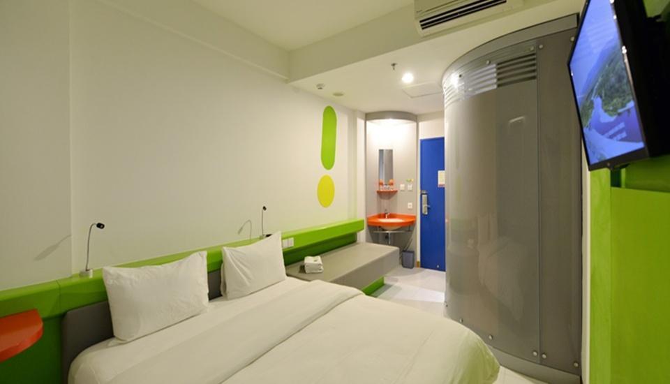 Pop Hotel Singaraja Bali - Kamar tidur