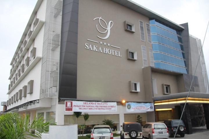 Sofyan Hotel Saka Medan - Eksterior