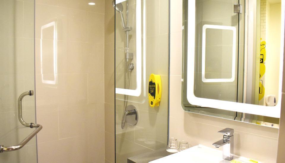 Yello Hotel Paskal Bandung Bandung - Bathroom