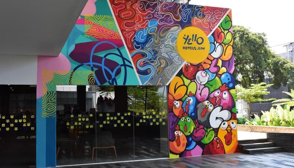 Yello Hotel Paskal Bandung Bandung - Hotel Area