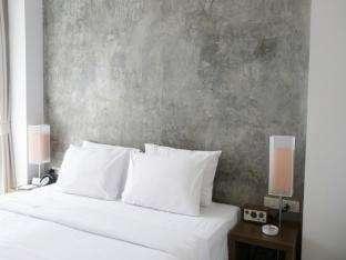 Flaminggo Hotel Padang - Tempat tidur double