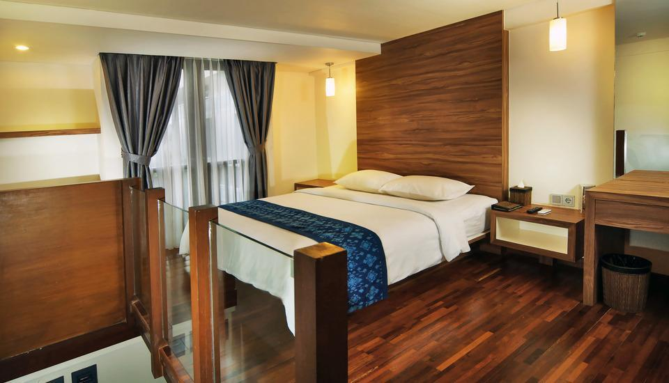 Legian Sunset Residence Bali - Studio Apartment Room Only Promo Big Deal