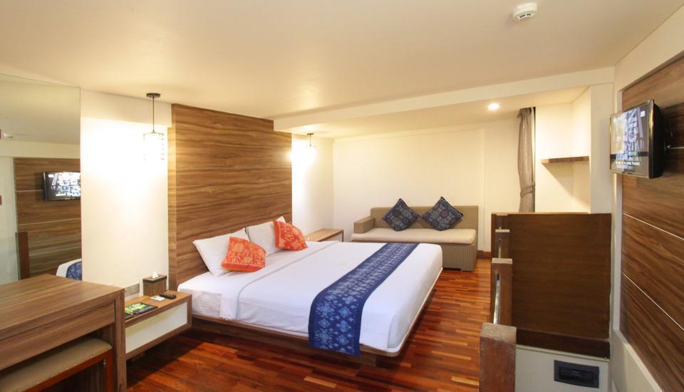 Legian Sunset Residence Bali - Family Duplex Apartment Room Only Regular Plan