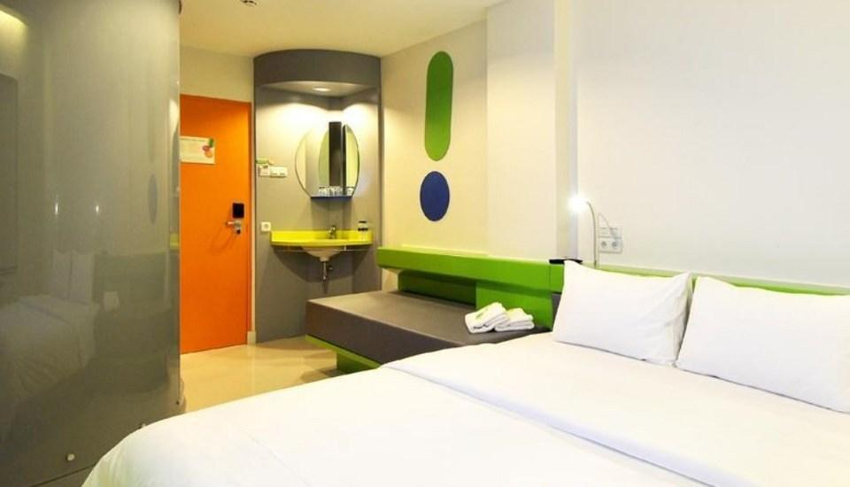 POP! Hotel Denpasar Bali - POP! Room with breakfast Regular Plan