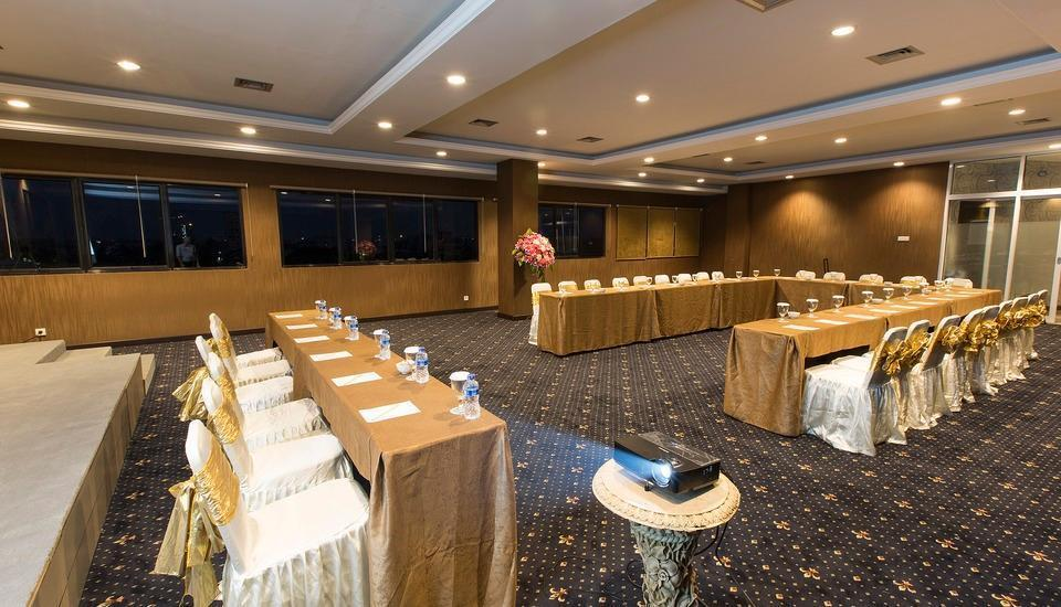 Star Hotel Pontianak - ruangan pertemuan