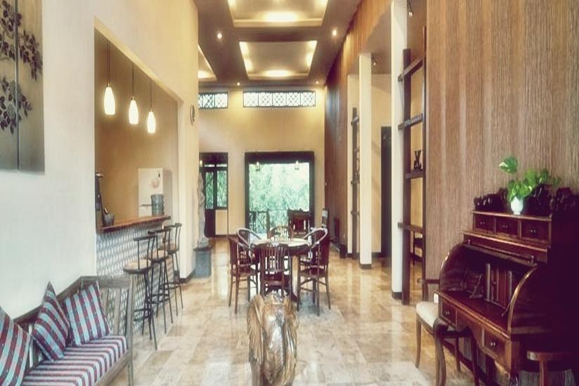Kendi Villas and Spa Banyuwangi - Interior