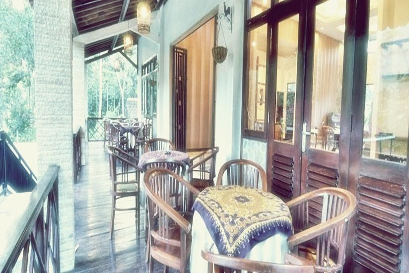 Kendi Villas and Spa Banyuwangi - Teras