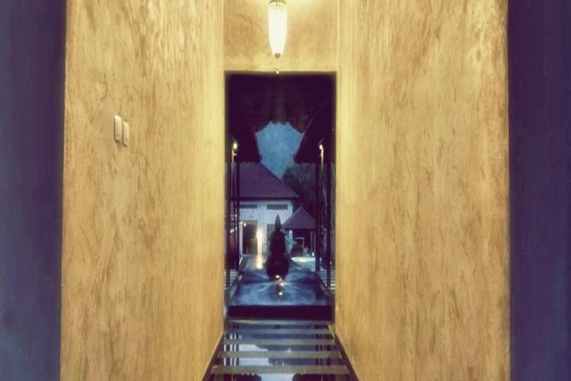 Kendi Villas and Spa Banyuwangi - Koridor