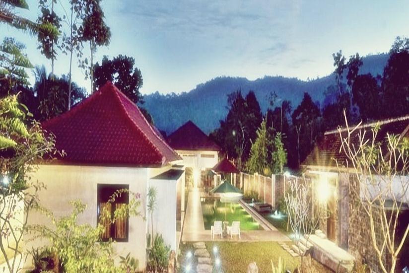 Kendi Villas and Spa Banyuwangi - Garden View