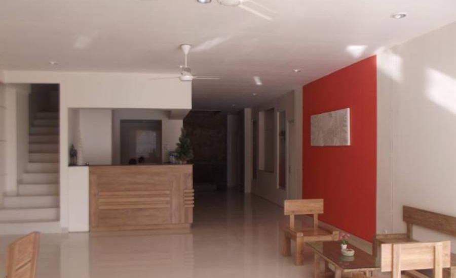 L Bajo Hotel Komodo Flores - Lobi