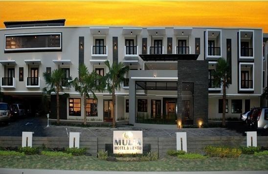 Bintang Mulia Hotel & Resto Jember - Tampak Depan
