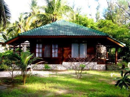 Gazebo Meno Hotel Lombok -  Eksterior