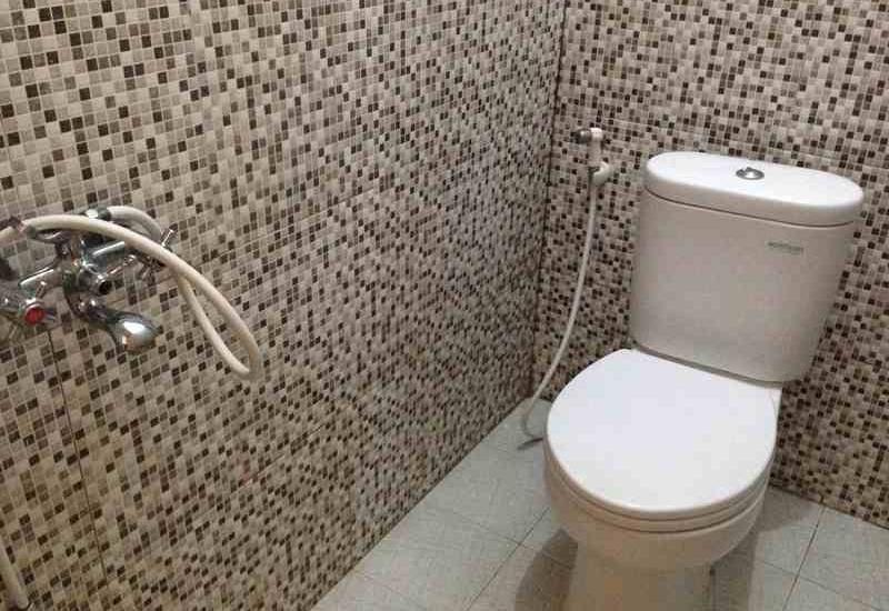 Violet Hotel Malang - Kamar mandi