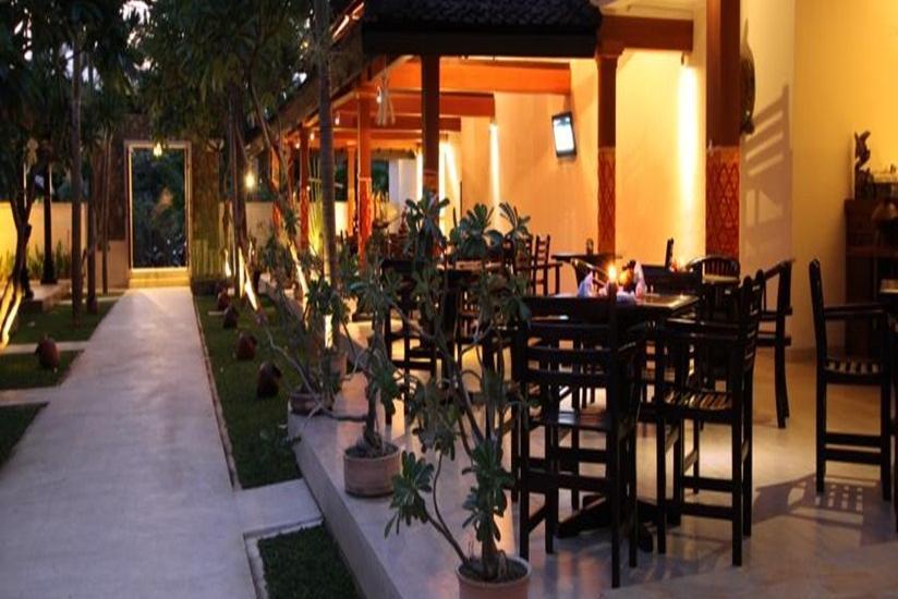 Melamun Hotel & Chocolate Spa Bali - Ruang Makan