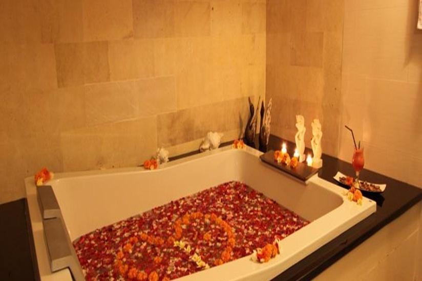 Melamun Hotel & Chocolate Spa Bali - Kamar Mandi