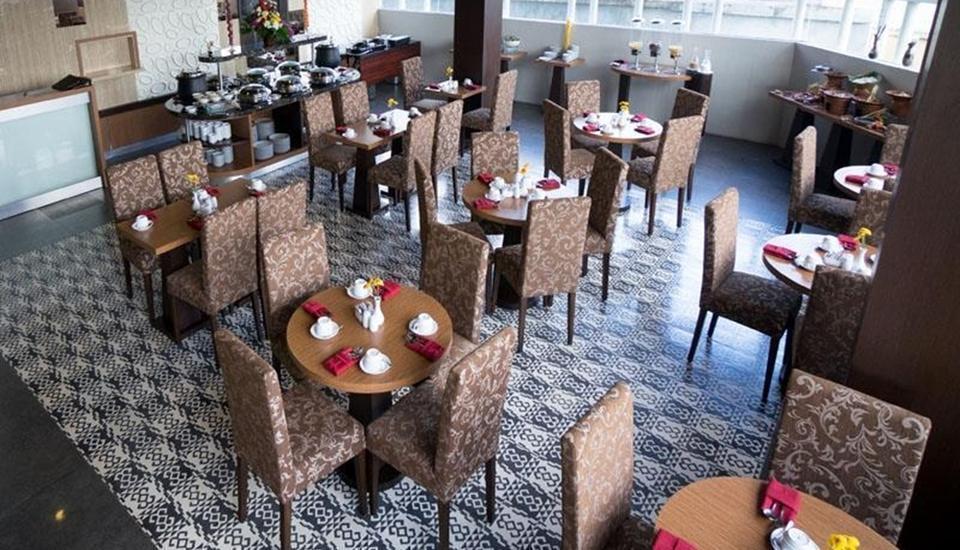 The Lerina Hotel Nusa Dua - Restoran