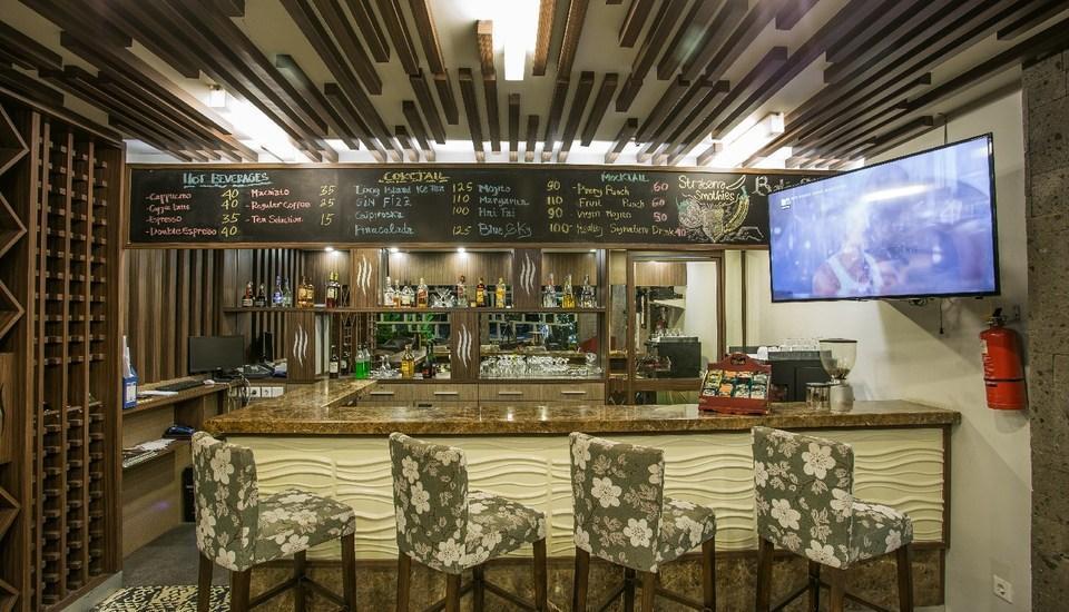 The Lerina Hotel Nusa Dua - Lounge bar