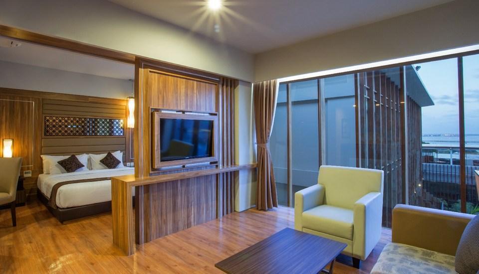 The Lerina Hotel Nusa Dua - Kamar Executive - kita memiliki 1 untuk foto ini