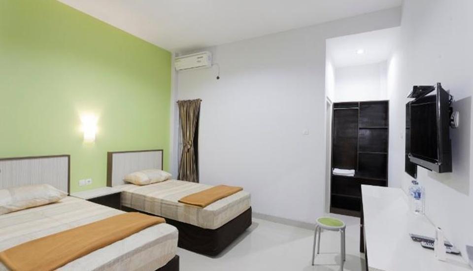 Zaen Hotel Syariah Solo - Deluxe Room