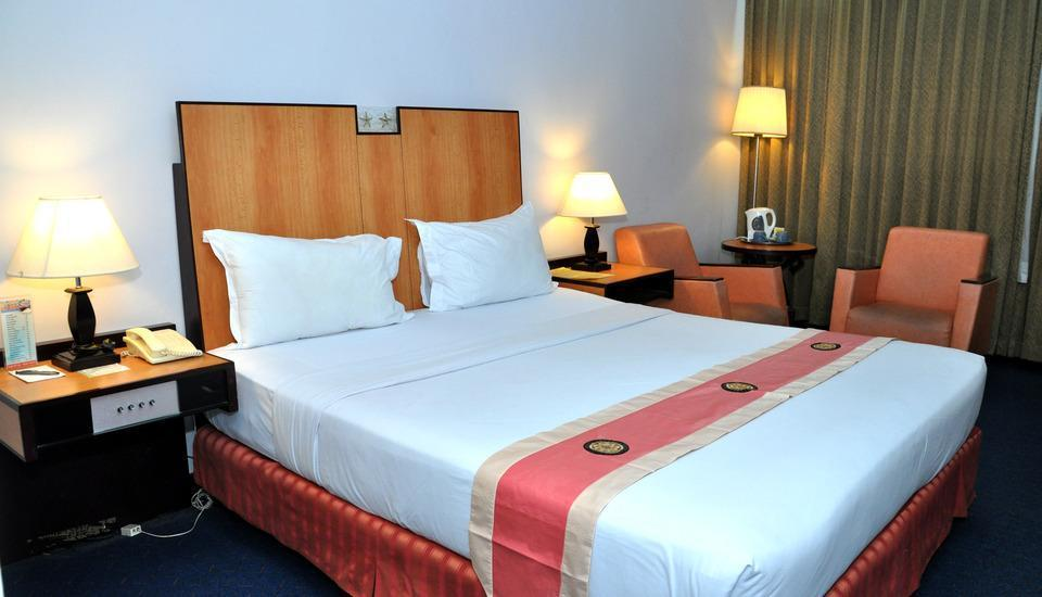 New Metro Hotel Semarang - Executive King Breakfast 2 Person Regular Plan