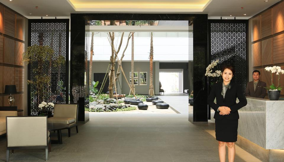 Delonix Hotel Karawang - Main